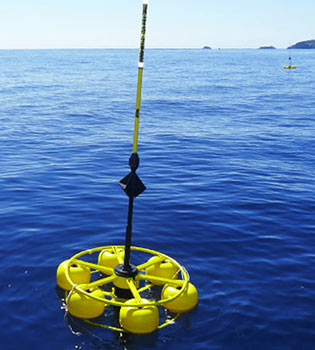 Acoustic positioning system - ALSEAMAR