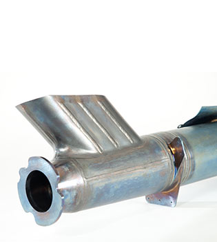 Mechanically welded assemblies - ALSENAM
